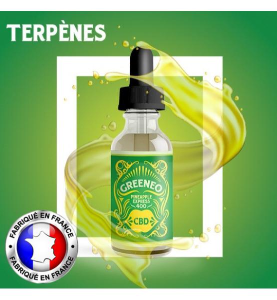 Greeneo E-Liquid CBD Pineapple Express - 10ml