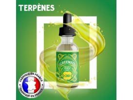 Greeneo E-Liquid CBD Ananas Express - 10ml