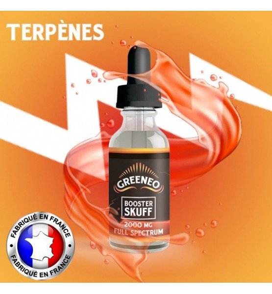 Greeneo Booster de CBD SKUFF - 10ml