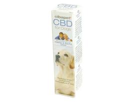 Huile de CBD pour chiens 4%