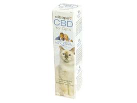 Huile de CBD pour chats 4%