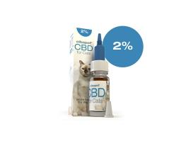 CBD-Öl für Katzen 2%