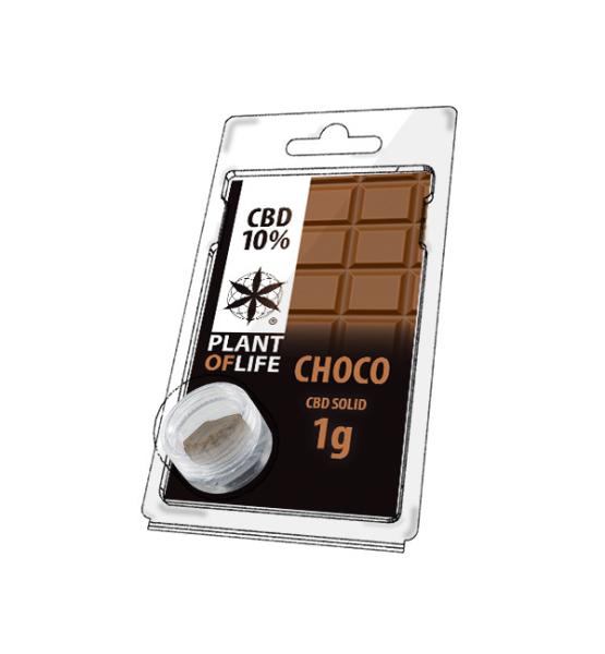 Résine CBD CHOCOLATE 10% 1G