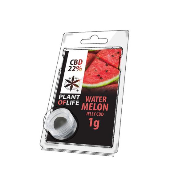 Jelly CBD WATERMELON 22% 1G