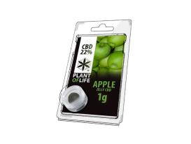Jelly CBD APPLE 22% 1G