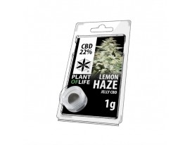 Jelly CBD LEMON HAZE 22% 1G