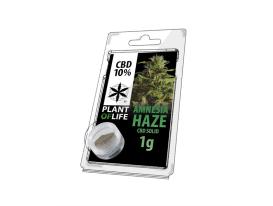 CBD-Harz AMNESIA HAZE 10% 1G Plant of Life