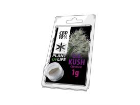 Résine CBD OG KUSH 10% 1G Plant of Life