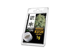 CBD resin MANGO KUSH 10% 1G Plant of Life