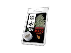 CBD-Harz CRITICAL MASS 10% 1G Pflanze des Lebens