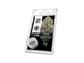 Résine CBD BLUE CHEESE 10% 1G Plant of Life