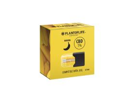 BANANA 1% CBD Pod Cartridge - 0.75ml