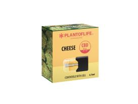 Kartusche Pod 5% CBD CHEESE - 0.75ml