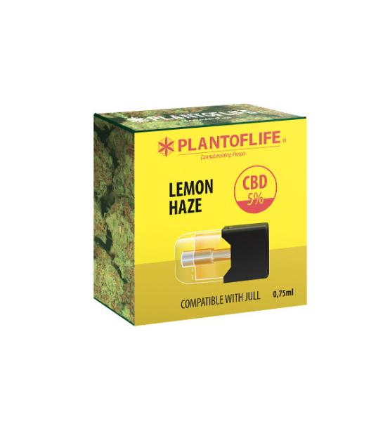 Cartouche Pod 5% CBD LEMON HAZE - 0,75ml