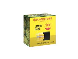 Kartusche Pod 5% CBD LEMON HAZE - 0,75ml
