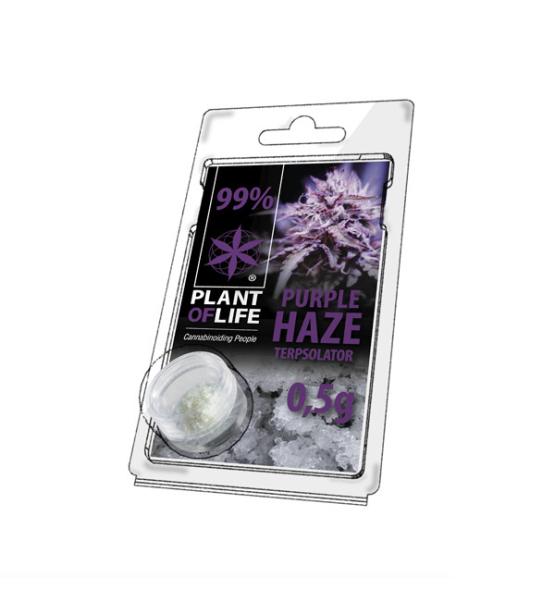 Terpsolator Purple Haze 99% CBD - 500mg