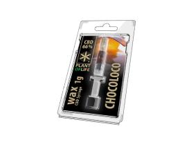 CBD Wachs Chocoloco 66% 1ML Pflanze des Lebens