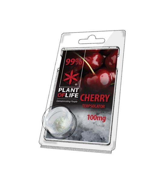 Terpsolator Cherry 99% CBD - 100mg