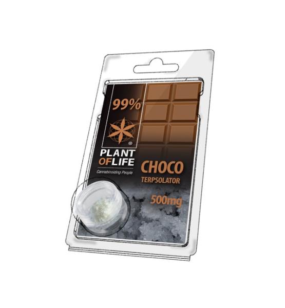 Terpsolator Choco 99% CBD - 500mg