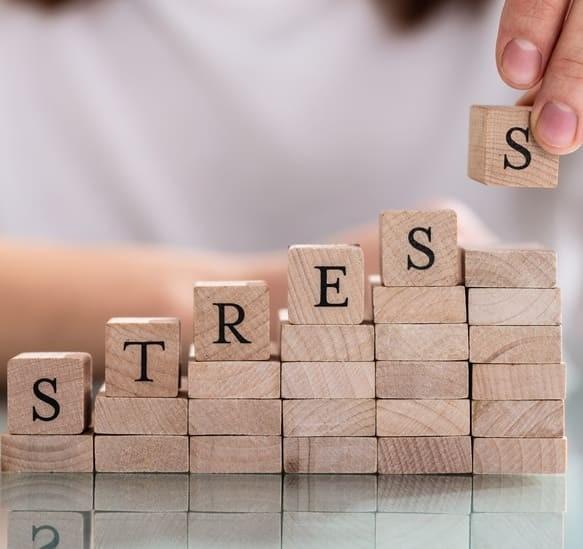 CBD contre le stress