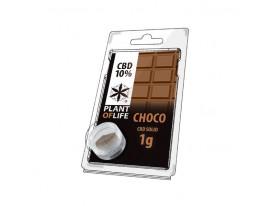 Żywica CBD CHOCOLATE 10% 1G