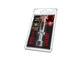 CBD Cherry Wax 66% 0.5ML Plant of Life