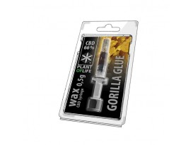 Wosk CBD Gorilla Glue 66% 0.5ML Plant of Life