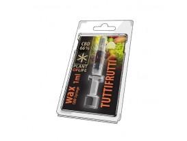 CBD Wax Tuttifrutti 66% 1ML Plant of Life